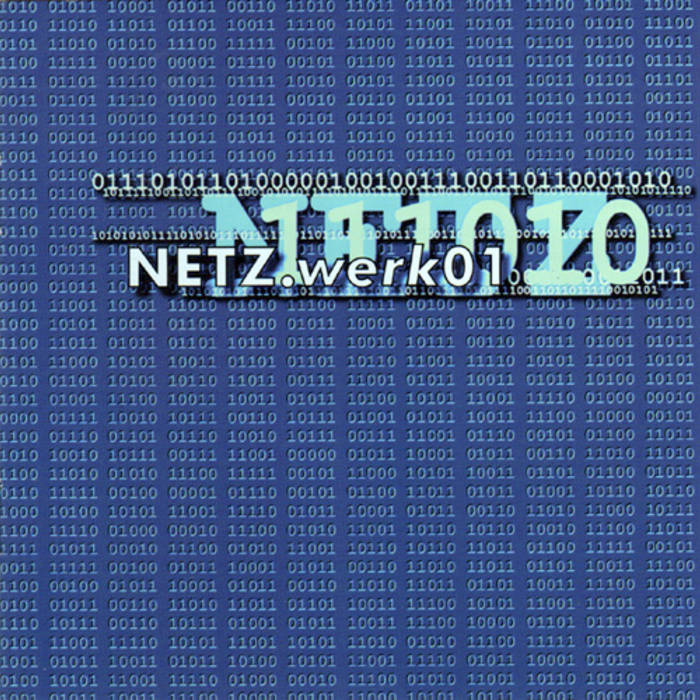 NETZ cd werk01 - industrial music from Germany